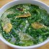 ハノイ・タイホ-区の魚麺