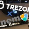 仮想通貨、管理方法の見直し④〜TREZOR設定&nem〜