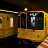 東京メトロ銀座線 復刻版列車を追いかけて