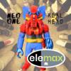 NEOONE × リアルヘッド / エレマックス[ブルー]〈+Eng sub〉