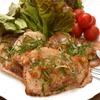 はさんで、のせて大葉を大量消費。フライパン1つの豚肉つまみ「サルティンボッカ風大葉のはさみ焼き」