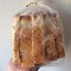 【燕市】『ぽれぽれベーカリー』の「ゴマの食パン」は甘くて美味しかったです^^