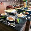 ザ エディスターホテル成田「レストランせらぎ」ビュッフェ 口コミ