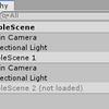 【Unity】エディタ拡張において Hierarchy に存在するすべてのシーンの情報を取得できる「EditorSceneManager.GetSceneManagerSetup」