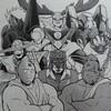 キン肉マンの完璧超人始祖(オリジン)がキン肉王位争奪戦にチームで参戦したらを考案