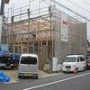 倉敷市児島の家 新築工事 上棟