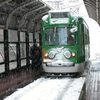 この1枚から 酷寒の大地・大雪の中を走り続ける札幌市電240形