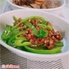 [レシピ]超簡単ヴィーガンでも食べられる、高きび料理「そぼろ風ピーマン炒め」