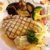 マグロのステーキに醤油レモンバターソース〜バザーが無事に終了しました