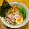 ピロピロ麺の鶏煮干し中華そば