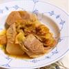 豚肉と野菜の煮込み