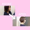 髪の毛を夏に向けてスッキリさせたけど、また10円ハゲてた。でもすごくスッキリした。