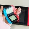 [アイロンビーズ]Switch!?3DS!?なゲーム機キーホルダー!パーラービーズで作ってみた!