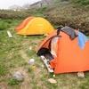 理想のテント泊スタイル