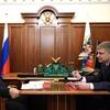 プーチン大統領へのロシア鉄道からの年次報告