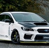 ● アグレッシブなレーシングスタイルで魅了する|バリス|スバル・WRX STI&WRX S4