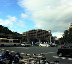 ★ローソンの駐車場