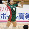 2017 福井春高予選 川畑ひなた選手