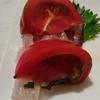 小鯛とトマトのサラダ