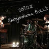 12月12日新横浜BeLL's。今年のライブ活動は無事終了しました。