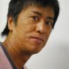 吉田の顔面