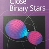 An Introduction to Close Binary Stars を読んでいたら