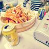 【バッカスキッチン】GLOBIS同期たちとカニ鍋 そして獺祭スパークリング
