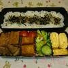 2017年3月7日 肉豆腐弁当