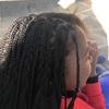 女性の髪の毛事情 in Namibia