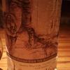 軽井沢  Shinanoya private bottling 5th Aniversary 1995 16年 69.3% Japanese wine cask #5006 曾我蕭白 獅子虎図屏風