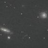 NGC7769~71 ペガスス座  銀河 & 運命の分かれ道