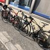 【ロードバイク】外練 + ゆるポタ: 尾根幹、戦車道、町田街道、城山湖、ゼブラ 72km