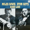 Stan Getz Miles Davis Rare Live