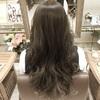 2016年人気の髪色☆ブリーチなしダークアッシュにハイライトをいれると可愛い♪