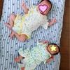 甥っ子が産まれました。実家に新生児が2人に!