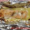 「鮭のホイル焼き」包んで焼くだけ簡単で美味しい:糖尿病患者の食卓