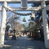 鎮守氷川神社に行ってきた