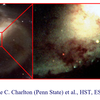 ザ・サンダーボルツ勝手連  [Quasar in Front of Galaxy  銀河の前のクエーサー]