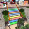 階段を作ってみよう エクスポートの仕方