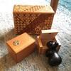 <インテリア>職人が作る日本の伝統が生きるパズル!寄木細工の秘密箱