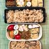 作り置きおかずお弁当-1月30日(水)-お祝い