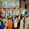 〈座談会 師弟誓願の大行進〉32 弘教・拡大に率先する男子部 2018年5月1日