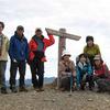 〈個人山行〉「RDBの会」 第19回植生観察「剣山・三嶺」