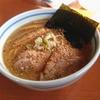 らーめんふくのや加納店@埼玉県桶川市の『醤油ら〜めん』が胡麻たっぷり美味い