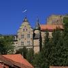 ドイツのど真ん中で古城巡り 10   謎の城 アーデレプセン城