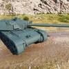 【WOT】 Tier 8 フランス 中戦車 Bat.-Châtillon 12t mle. 54 車輌性能と弱点【Supertest】