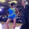 ベッキー妹・ジェシカの社交ダンス