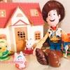 【おもちゃ収納】物を大切にできる人になってほしい!収納方法を工夫しました。