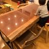 ダイニングテーブルを愛する。【一枚板のアトリエ木馬さん】
