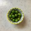 4-31   新鮮なうちにグリーンピースを食べよう!!